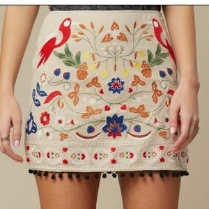 Alterd state skirt